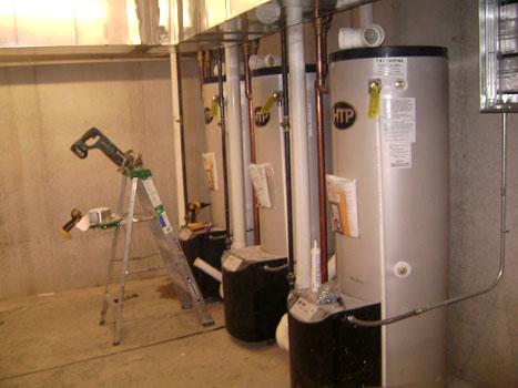 Water Heater Installation & Water Heater Repair Services